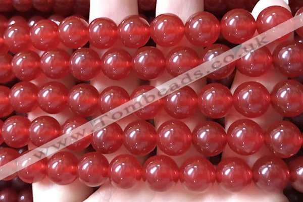 CCN6062 15.5 inches 10mm round candy jade beads Wholesale