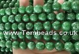 CCN6083 15.5 inches 12mm round candy jade beads Wholesale