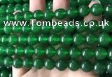 CCN6086 15.5 inches 10mm round candy jade beads Wholesale