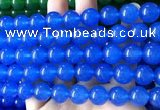 CCN6095 15.5 inches 12mm round candy jade beads Wholesale