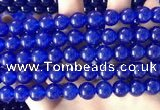 CCN6098 15.5 inches 10mm round candy jade beads Wholesale