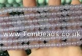 CCN6137 15.5 inches 6mm round candy jade beads Wholesale