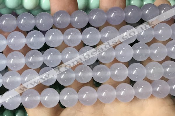CCN6139 15.5 inches 10mm round candy jade beads Wholesale