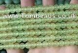 CCN6150 15.5 inches 8mm round candy jade beads Wholesale