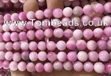 CCN6188 15.5 inches 8mm round candy jade beads Wholesale