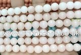 CCN6327 15.5 inches 8mm faceted round candy jade beads Wholesale