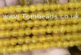 CCN6341 6mm, 8mm, 10mm, 12mm & 14mm faceted round candy jade beads
