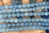 CCN6342 6mm, 8mm, 10mm, 12mm & 14mm faceted round candy jade beads