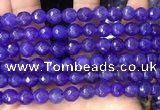 CCN6356 6mm, 8mm, 10mm, 12mm & 14mm faceted round candy jade beads