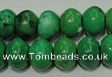 CCO315 15.5 inches 13*18mm rondelle dyed chrysotine beads wholesale