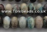 CCS28 15.5 inches 10*16mm rondelle natural chrysocolla gemstone beads