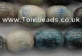 CCS30 15.5 inches 15*20mm drum natural chrysocolla gemstone beads