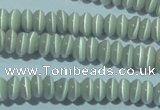 CCT202 15 inches 2*4mm rondelle cats eye beads wholesale