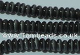 CCT223 15 inches 2*4mm rondelle cats eye beads wholesale