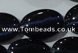 CCT754 15 inches 11*15mm oval cats eye beads wholesale