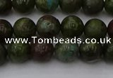 CDB301 15.5 inches 6mm round dragon blood jasper beads wholesale