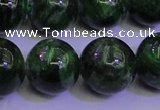 CDP05 15.5 inches 10mm round A- grade diopside gemstone beads