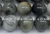CEE536 15.5 inches 8mm round eagle eye jasper beads wholesale