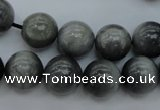 CEE65 15.5 inches 12mm round eagle eye jasper beads wholesale
