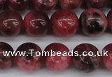 CFE05 15.5 inches 8mm round natural Brazilian fowlerite beads