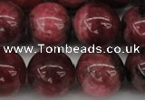 CFE09 15.5 inches 12mm round natural Brazilian fowlerite beads