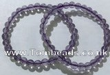 CGB4005 7.5 inches 7mm round ametrine beaded bracelets