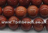 CGS301 15.5 inches 6mm round natural goldstone beads