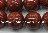CGS307 15.5 inches 18mm round natural goldstone beads