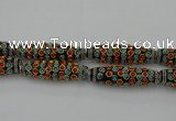 CIB640 16*60mm rice fashion Indonesia jewelry beads wholesale