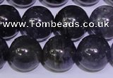 CIL15 15.5 inches 9mm round A grade natural iolite gemstone beads