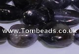 CIL42 15.5 inches 8*12mm – 8*14mm nuggets natural iolite gemstone beads