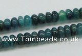 CKC19 16 inches 4*8mm rondelle natural kyanite beads wholesale