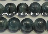 CKC455 15.5 inches 14mm round natural kyanite beads wholesale