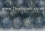 CKC774 15.5 inches 6mm round blue kyanite beads wholesale