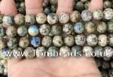 CKJ403 15.5 inches 10mm round k2 jasper beads wholesale