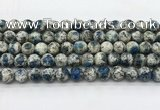 CKJ475 15.5 inches 10mm round natural k2 jasper beads wholesale