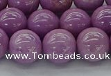 CKU314 15.5 inches 10mm round kunzite gemstone beads