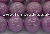 CKU315 15.5 inches 11mm round phosphosiderite gemstone beads