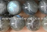 CLB1059 15.5 inches 10mm round labradorite gemstone beads