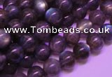 CLB810 15 inches 6mm round blue labradorite gemstone beads