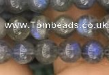 CLB916 15.5 inches 6mm round labradorite gemstone beads