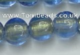 CLG843 15.5 inches 12mm round lampwork glass beads wholesale
