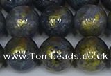 CMJ1004 15.5 inches 12mm round Mashan jade beads wholesale