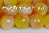 CMJ1058 15.5 inches 12mm round jade beads wholesale