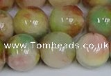CMJ1078 15.5 inches 12mm round jade beads wholesale