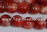 CMJ1156 15.5 inches 8mm round Persian jade beads wholesale