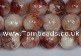 CMJ1166 15.5 inches 8mm round jade beads wholesale