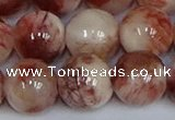 CMJ1168 15.5 inches 12mm round jade beads wholesale