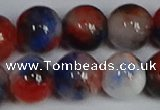 CMJ1173 15.5 inches 12mm round jade beads wholesale