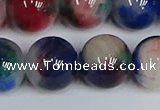 CMJ1188 15.5 inches 12mm round jade beads wholesale